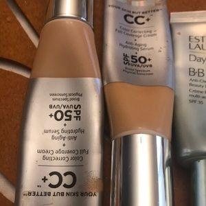 Estee Lauder Makeup - 5 partial foundation